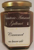 "Caramel au beurre salé ""Fabrication Maison"" 200 g - 200456CARA200"