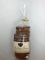Petits gâteaux bretons fourrés crème de pruneaux 200 g