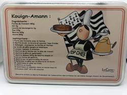 Boîte à sucre MAM GOZ Galettes bretonnes de Rosterch 270 g - 200456KOUIGN270