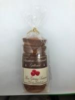 Petits gâteaux bretons fourrés framboise 200 g